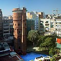 Barcelona, Eixample, Torre de les Aigües.jpg