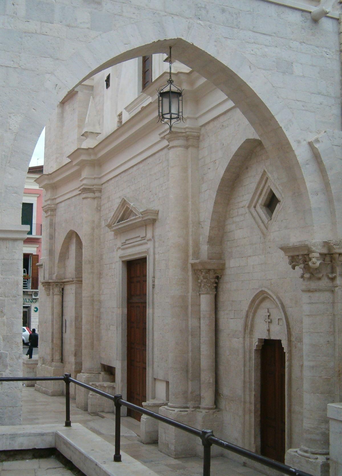 Tesoro della basilica del Santo Sepolcro - Wikipedia