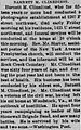 Barnett M. Clinedinst (1837-1900) obituary in the Staunton Spectator and Vindicator on 28 December 1900.jpg