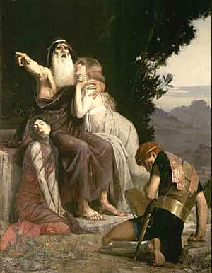 Is Antigone's death due to fate or free will in Sophocles play Antigone ?