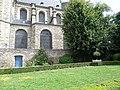 Basilique Saint-Sauveur de Rennes et jardins de l'Hôtel de Blossac - panoramio.jpg