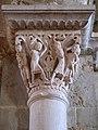 Basilique Ste-Marie-Madeleine - Chapiteau 2N.JPG