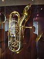 Bass saxhorn, Musical Instrument Museum, Brussels.jpg