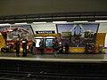 Bastille line 5 Métro Station 02.jpg