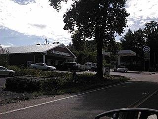 Basye, Virginia CDP in Virginia, United States