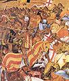 Batalla del Puig, San Jorge y Jaime I de Aragón.jpg