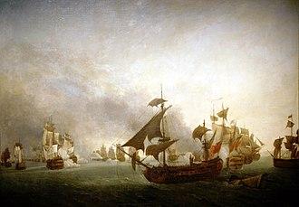William Cornwallis - Battle of Grenada 1881Jean-François Hue