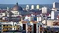 Bazylika św. Wincentego à Paulo w Bydgoszczy - widok z mego mieszkania - panoramio.jpg