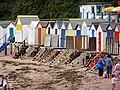 Beach Huts - geograph.org.uk - 1769753.jpg