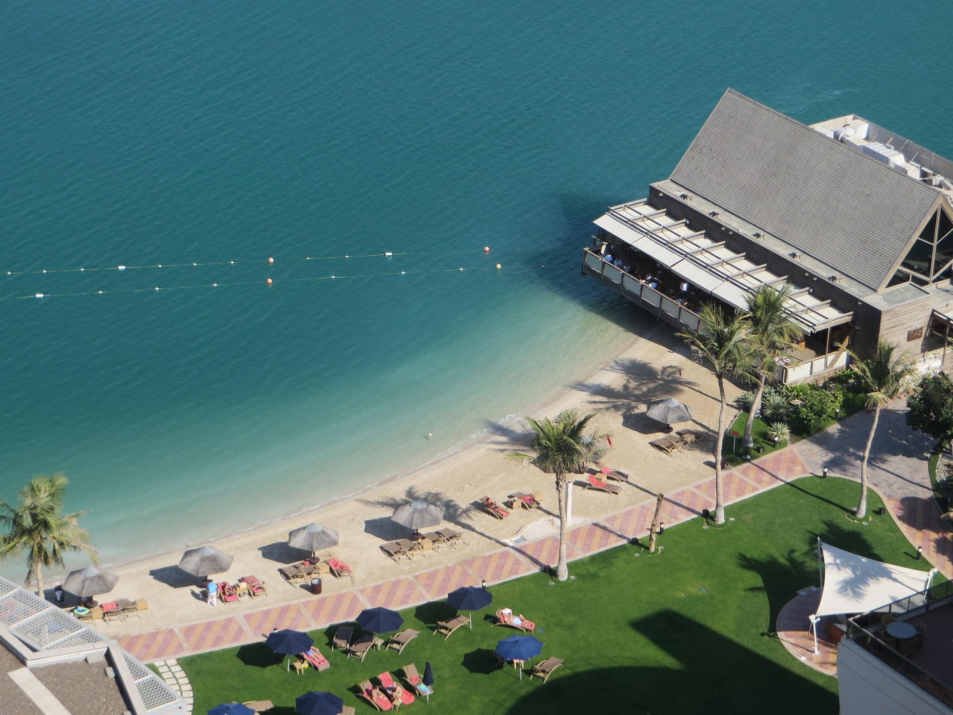 Abu Dhabi Beach Houses