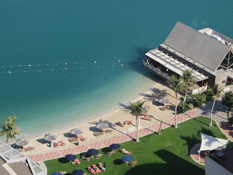 Beach Rotana Abu Dhabi - beach