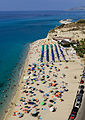 Beach in Tropea - Calabria - Italy - July 25th 2013 - 01-cropped.jpg