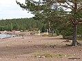 Beach on Norrfällsvikens Camping - panoramio (1).jpg