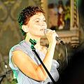 "Beata Przybytek podczas koncertu ""I'm gonna rock you"" w Dobroniu.jpg"