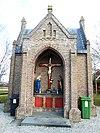 foto van R.K. begraafplaats, rouwkapel
