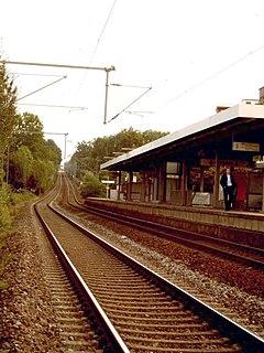 Erkrath station railway station in Erkrath, Germany