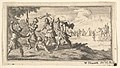 Beheading (John Beaver, Roman Military Punishments, 1725) MET DP824591.jpg