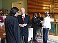 Behind the Scenes- Delegates meet FCO colleagues (4624663672).jpg