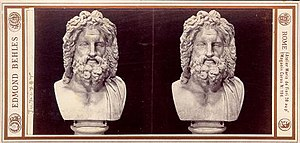 "Edmond Behles (1841-1924) - ""Jupiter""..."
