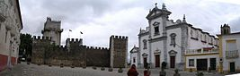 Beja (portugal) - Cathedrale.jpg