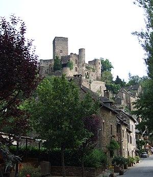 Belcastel, Aveyron - General view