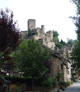 Belcastel, Aveyron - General view