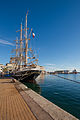 Belem (ship), Sète, Hérault 05.jpg