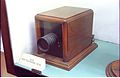 Bell Box Telephone 1878 - Communication Gallery - BITM - Calcutta 2000 206.JPG