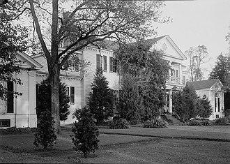 Belle Grove (Port Conway, Virginia) - Historic American Building Survey, 1941