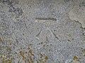 Bench Mark on Wood Walton church - geograph.org.uk - 1705343.jpg