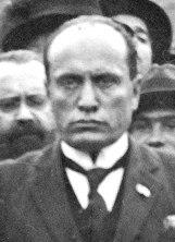 Benito Mussolini 1920s