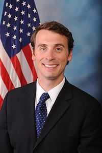 Benjamin Quayle, Official Portrait, 112th Congress.JPG