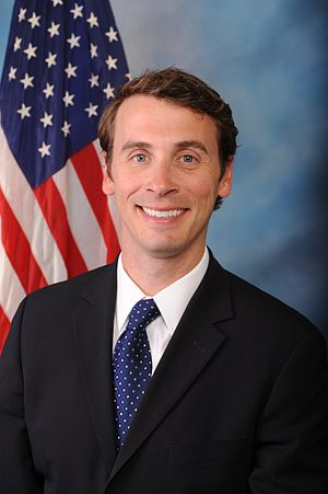 English: Official portrait of Congressman Ben ...