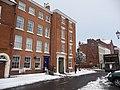 Bentley's wine merchants of Ludlow in the snow - geograph.org.uk - 2205019.jpg