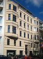 Berlin, Mitte, Monbijouplatz 4, Mietshaus.jpg