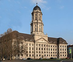 The Altes Stadthaus, a former municipal administration building of Berlin