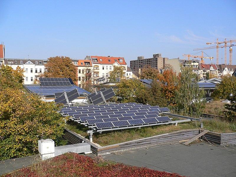 Fotovoltaico - foto di Georg Slickers