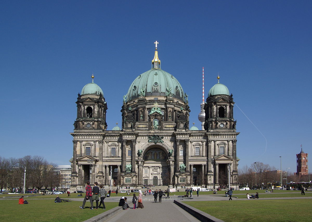 katedral berlin wikipedia bahasa indonesia ensiklopedia bebas. Black Bedroom Furniture Sets. Home Design Ideas