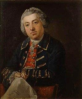 Bernard Ward, 1st Viscount Bangor Irish politician and peer