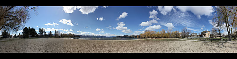 File:Beside Maude Roxby Wetlands whitecaps April 11th 2011 Kelowna BC Canada-24inx96in.jpg