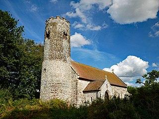 Bessingham Human settlement in England