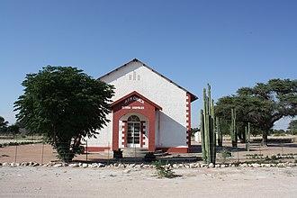 Witvlei - Witvlei AFM church