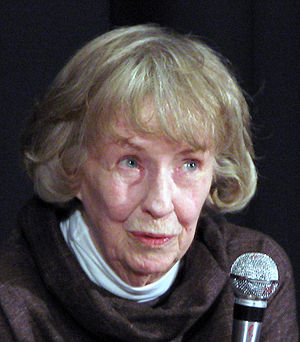 Betsy Blair - Blair in November 2007