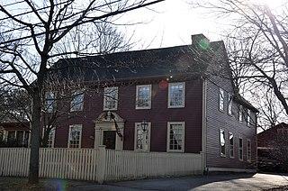 Exercise Conant House United States historic place