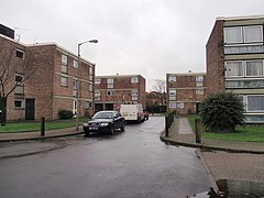 Bevill Allen Close, Tooting - geograph.org.uk - 1602819.jpg