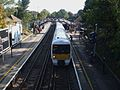 Bexleyheath station look east from road bridge.JPG
