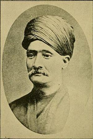 Bhagwan Lal Indraji - Image: Bhagwanlal Indraji