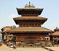 Bhaktapur-Bhairava Mandir am Taumadhi Tole-02-gje.jpg