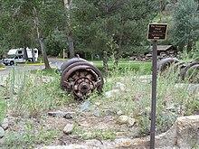 Big Thompson River - Wikipedia on
