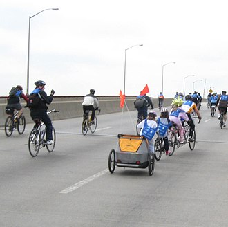 Trailer bike - Image: Bikefor 45bbtjeh